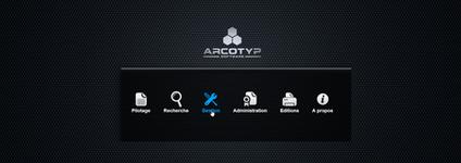 Présentation du Modèle idéal d'archivage : ARCOTYP
