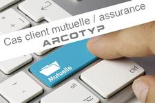 Découvrez notre cas client ARCOTYP dans le secteur des Mutuelles / Assurances