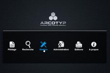Cliquez pour voir une présentation du logiciel d'archivage mixte : ARCOTYP Software.