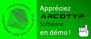 Appréciez le logiciel d'archivage mixte ARCOTYP Software en démonstration sur le Forum des Archivistes du 30 mars au 1er avril 2016.