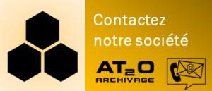 Contactez la société AT2O, experte en archivage pour plus d'informations sur le logiciel d'archivage mixte ARCOTYP Software.